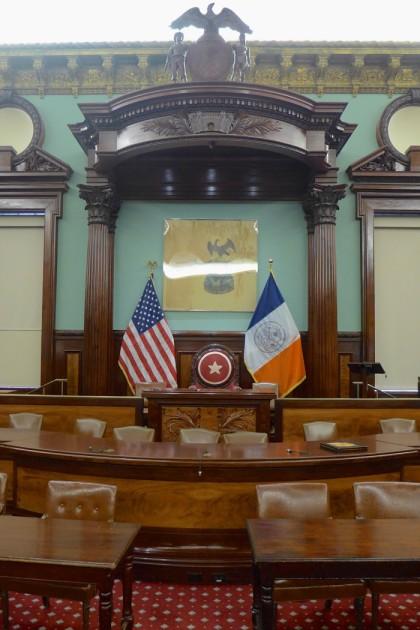 City Hall City Council chamber2
