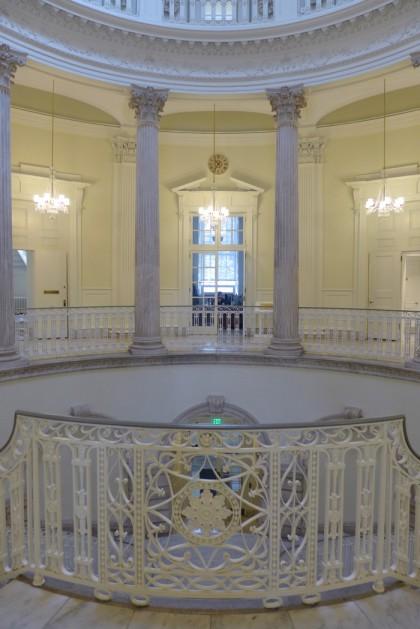 City Hall second floor