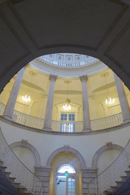 City Hall stairs2
