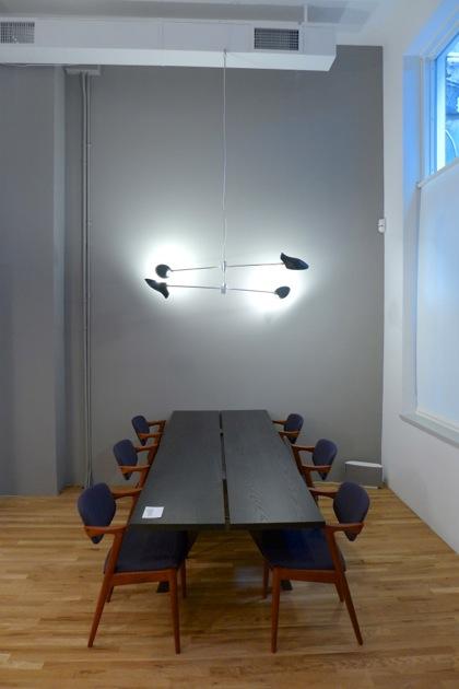 David Weeks Studio table