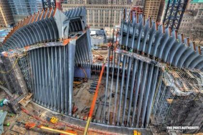 1WTC transportaion hub by WTC Progress