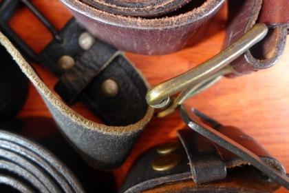 Gilded Age belts