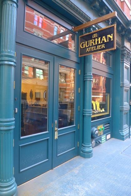 Gurhan facade
