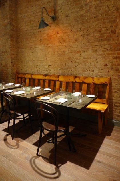 Racines NY table