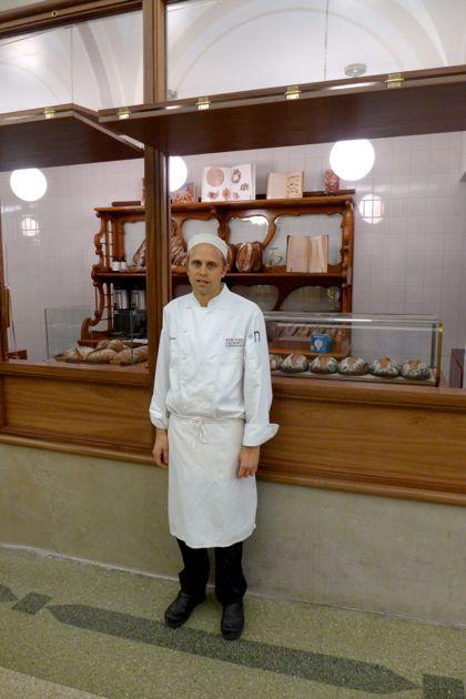 Arcade Bakery Roger Gural