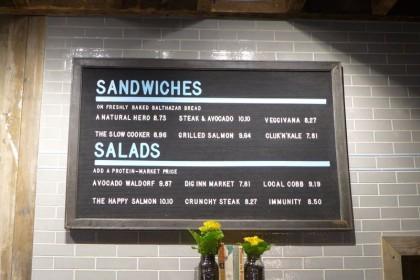 Brookfield Place Hudson Eats Dig Inn menu2
