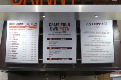 Brookfield Place Hudson Eats Skinny Pizza menu2