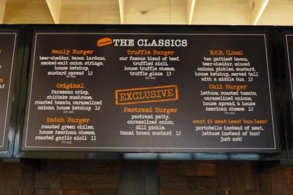Brookfield Place Hudson Eats Umami Burger menu2