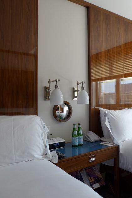 Hotel Hugo beds