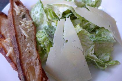 Union Bar and Kitchen caesar salad