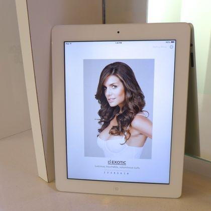 B Dry Blow Bar iPad