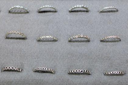 Satomi Kawakita rings