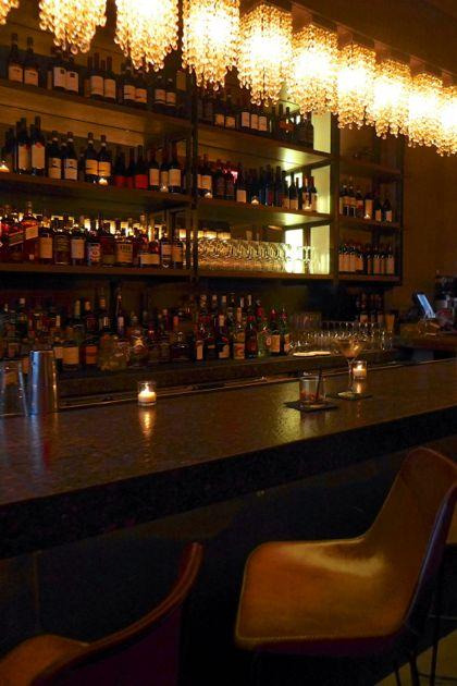 Tutto il Giorno Tribeca bar