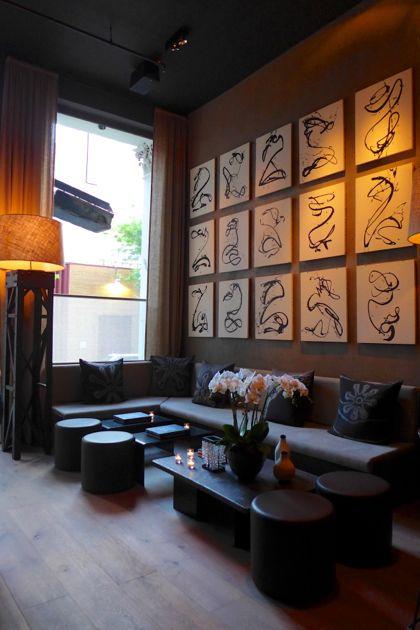 Tutto il Giorno Tribeca lounge