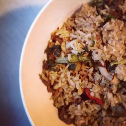 rice courtesy Yunnan Kitchen