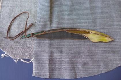 Greenpoint Kill Devil Hill feather