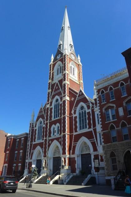 Greenpoint church