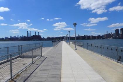 Greenpoint pier