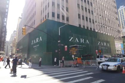 Zara at 222 Broadway