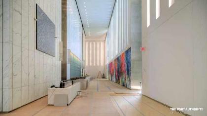 1WTC art installation from WTCProgress