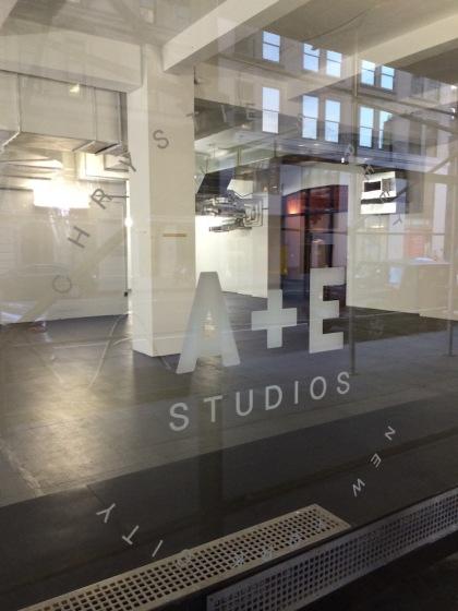 A and E Studios 60 Hudson