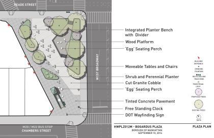 Bogardus Park plan