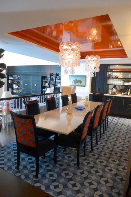 Collister mainsonette dining room