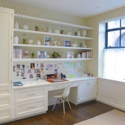 Collister mainsonette kitchen office