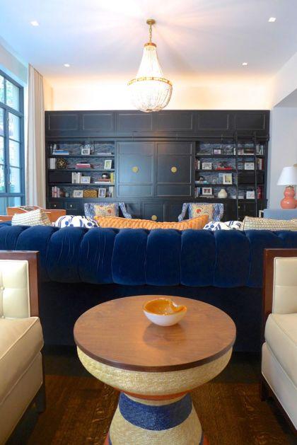 Collister mainsonette living room