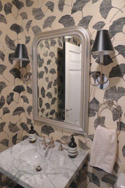 Collister mainsonette powder room