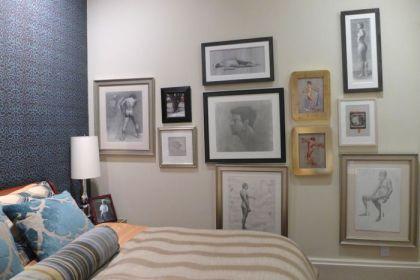 Franklin loft guest room
