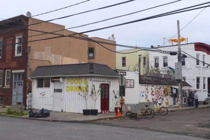 Rockaway Taco from corner