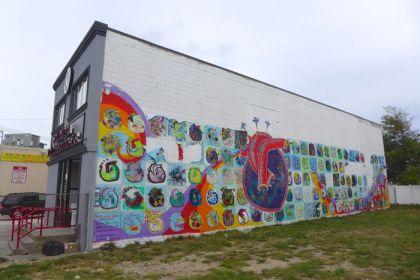 Rockaways mural