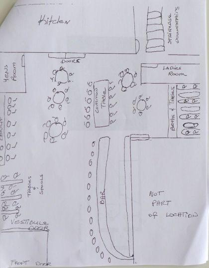 Tara of Tribeca floor plan