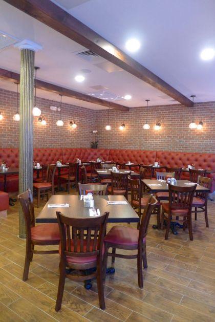 Tribeca's Kitchen mezzanine