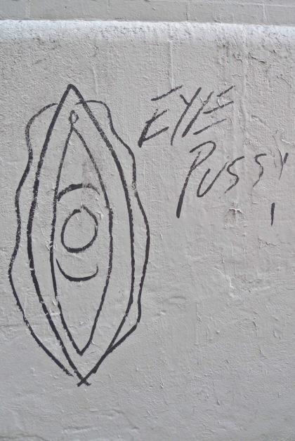 eye pussy