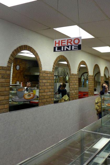 hero line