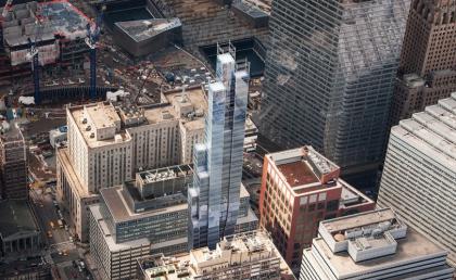 45 Park Place rendering