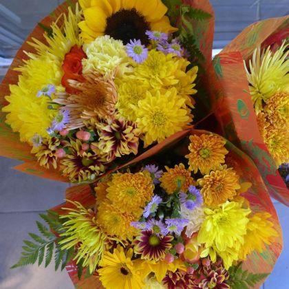 Dutch Petals bouquets