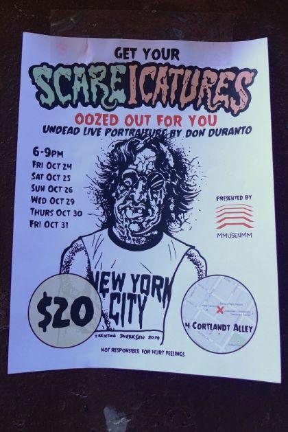 Scareicatures