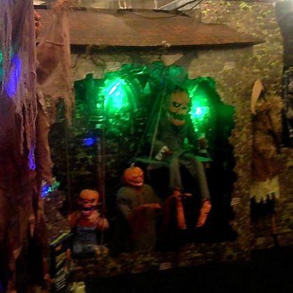 Spirit Halloween creatures