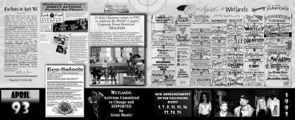 Wetlands NYC History A Visual Encore Apr93