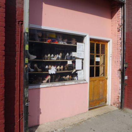 Bushwick shoe store