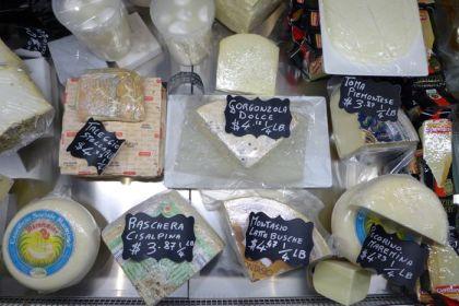 Da Claudio formaggio