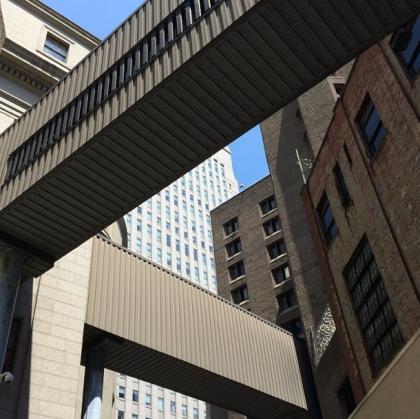 1 Police Plaza instagram by Tribeca Citizen