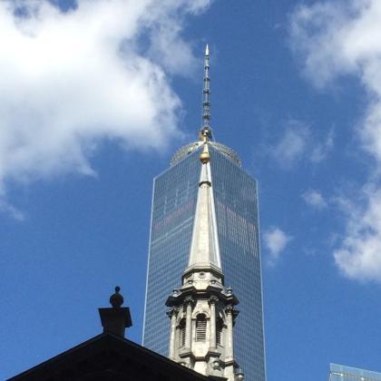 1WTC instagram by Tribeca Citizen