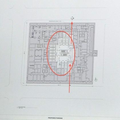 443 Greenwich parking