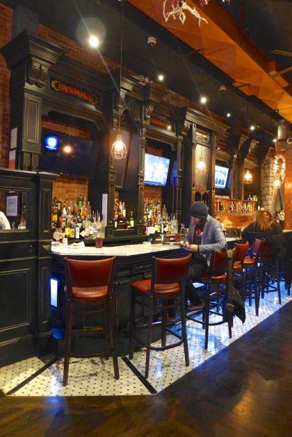 Barleycorn bar