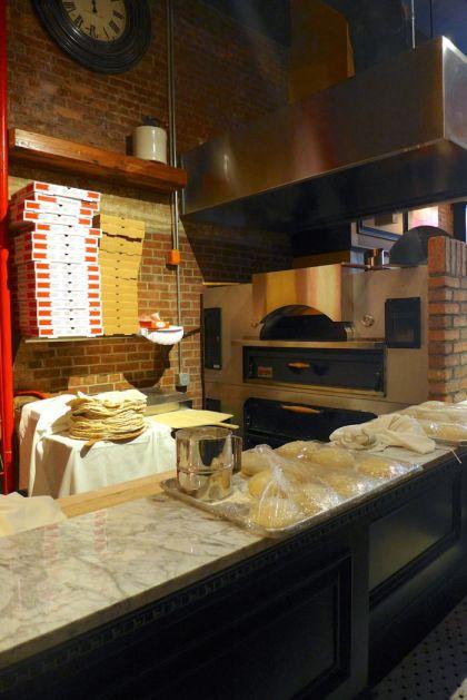 Barleycorn pizza oven