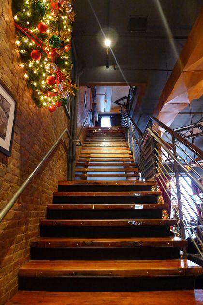 Barleycorn stairs